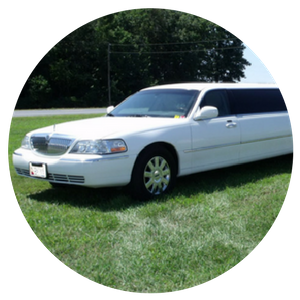 Photo of a sedan limousine