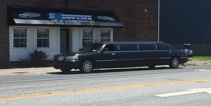 [Image: Looking for the classic limousine feel for your event? Our beautiful, traditionally black option is nothing short of your preference. ]